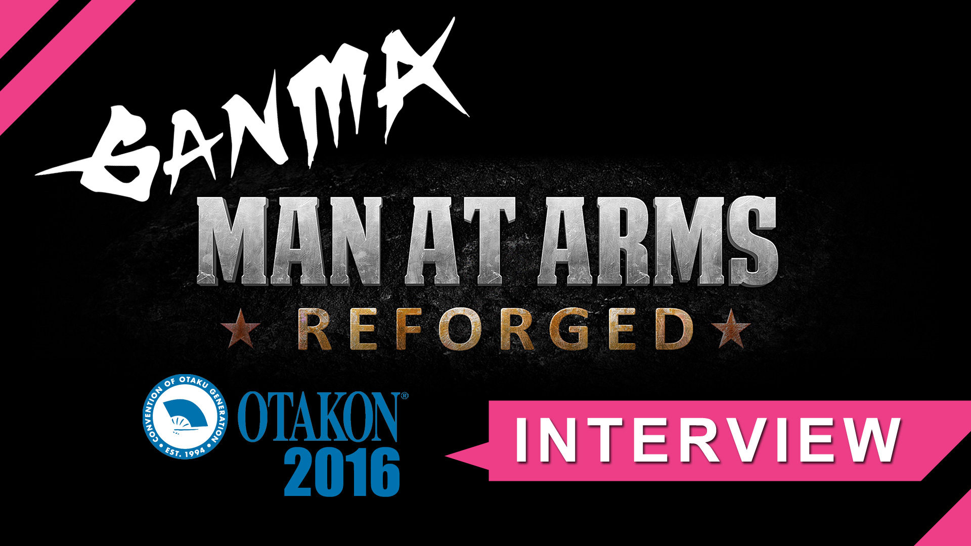 Men At Arms – Otakon 2016 / 360 Ganma Interview | TOFUPROD